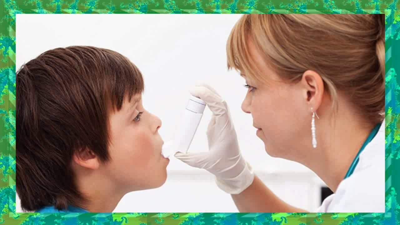 Cura para personas con asma que es bueno para controlar el