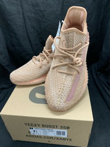 d38d18ea Details about Adidas Yeezy Boost 350 V2 Clay EG7490 New In Box Size ...