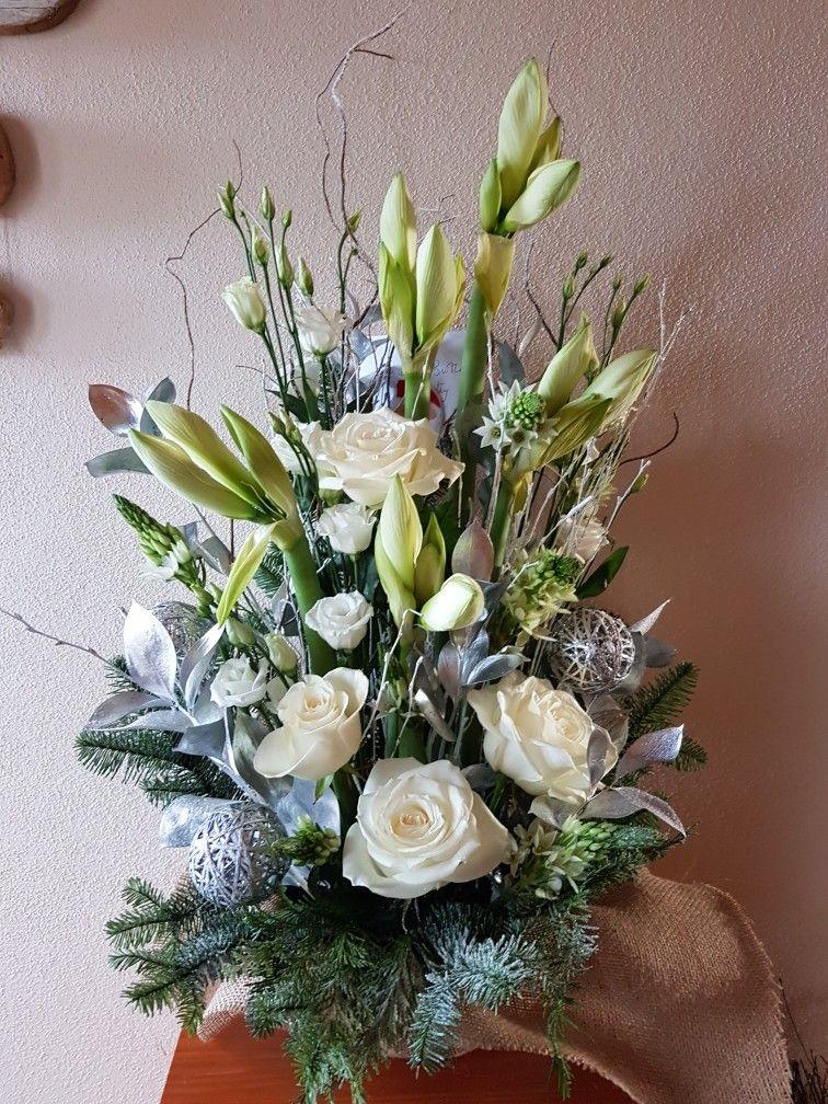 Large Flower Arrangements Kitchen Tables Fl Designs Fls Florists Xmas