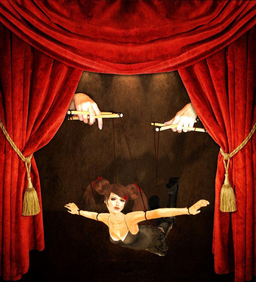 прикольные картинки про кукольный театр вики есть старшая