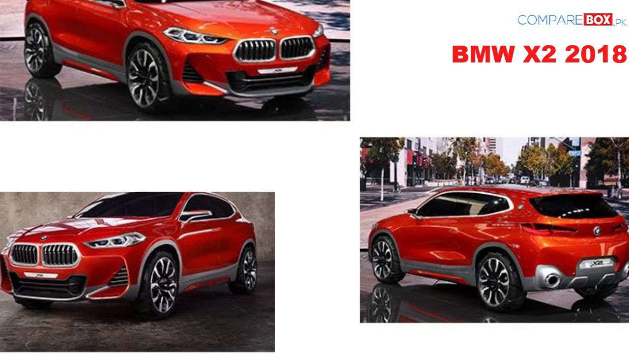 New Upcoming Cars In Pakistan 2018 With Price Bmw X2 2018