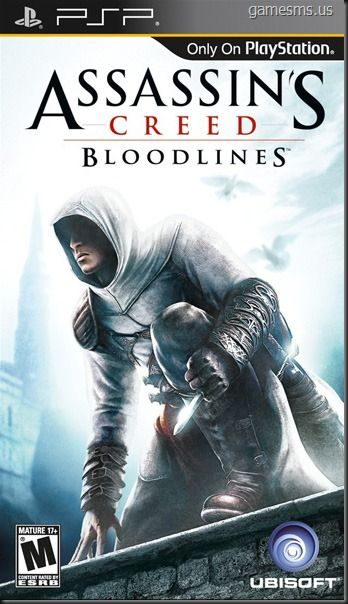 Assassin S Creed Bloodlines Psp Game Assassins Creed Bloodlines Assassins Creed Assassin S Creed Books