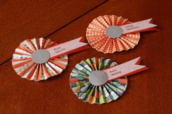 How to create an old fashioned rosette banner crafts holidays how to create an old fashioned rosette banner mightylinksfo Choice Image