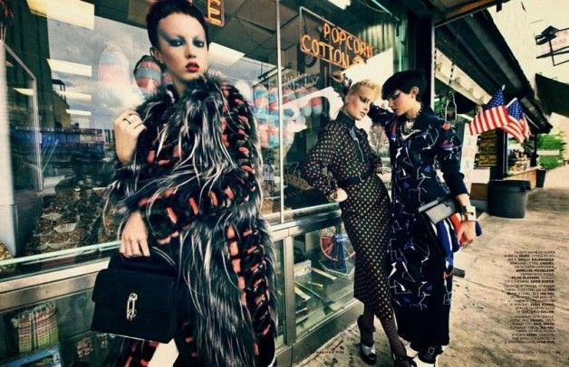 Vogue Russia Punk