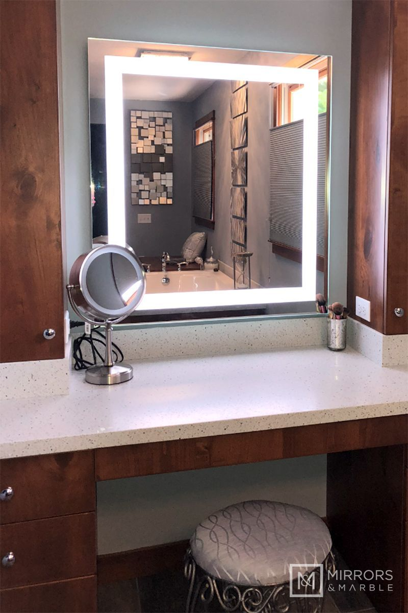 20 Vanity Mirror With Lights Ideas Diy Or Buy For Amour Makeup