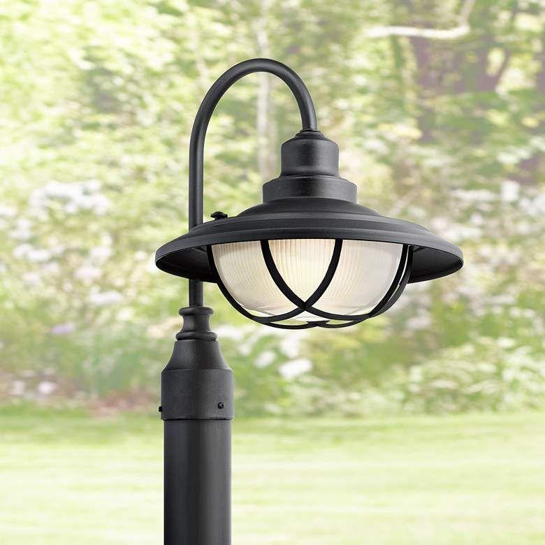 Kichler Harvest Ridge 15 3 4 H Black Outdoor Post Light 1y074 Lamps Plus In 2020 Outdoor Post Lights Post Lights Outdoor Lighting