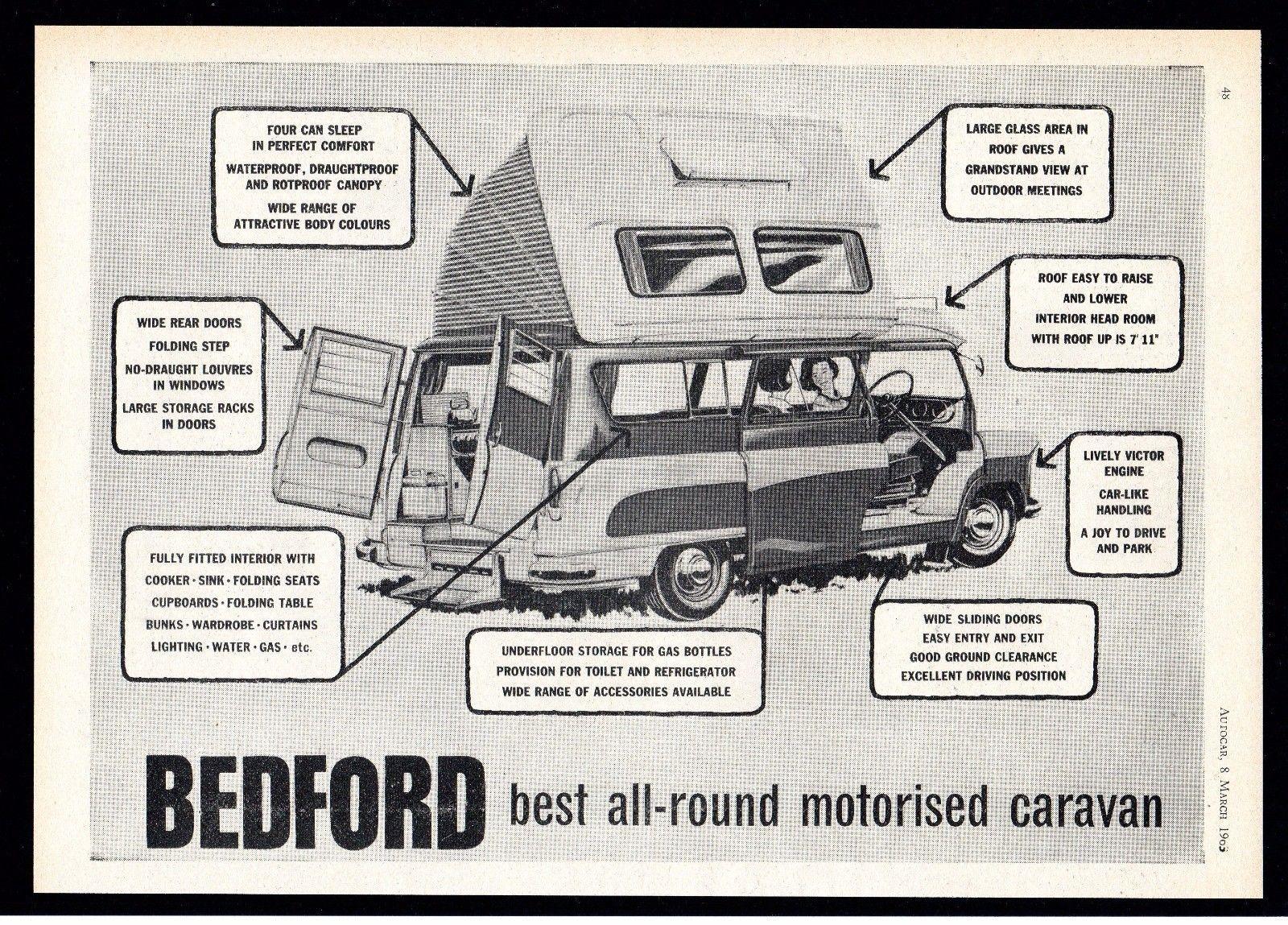 1963 bedford romany motor caravan motor home martin walter ltd.magazine advert  sc 1 st  Pinterest & 1963 bedford romany motor caravan motor home martin walter ltd ...