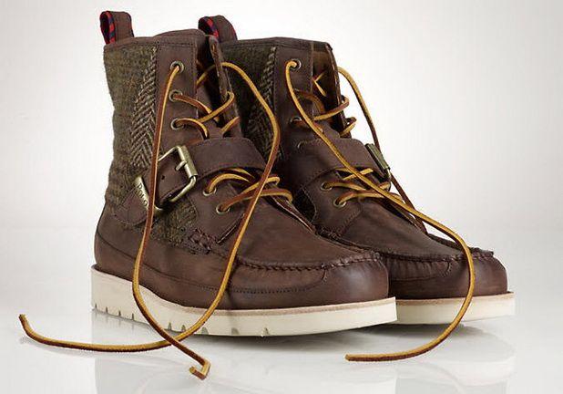 Ralph Lauren New Fall 2012 Boots for Men  c1f1874f7