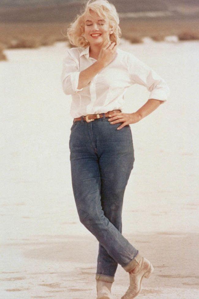 Tommy Hilfiger versteigert Marilyn-Monroe-Jeans
