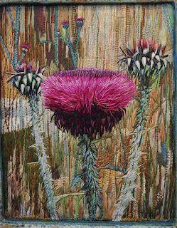 Exquisite embroidery - Hendrik Stroebel