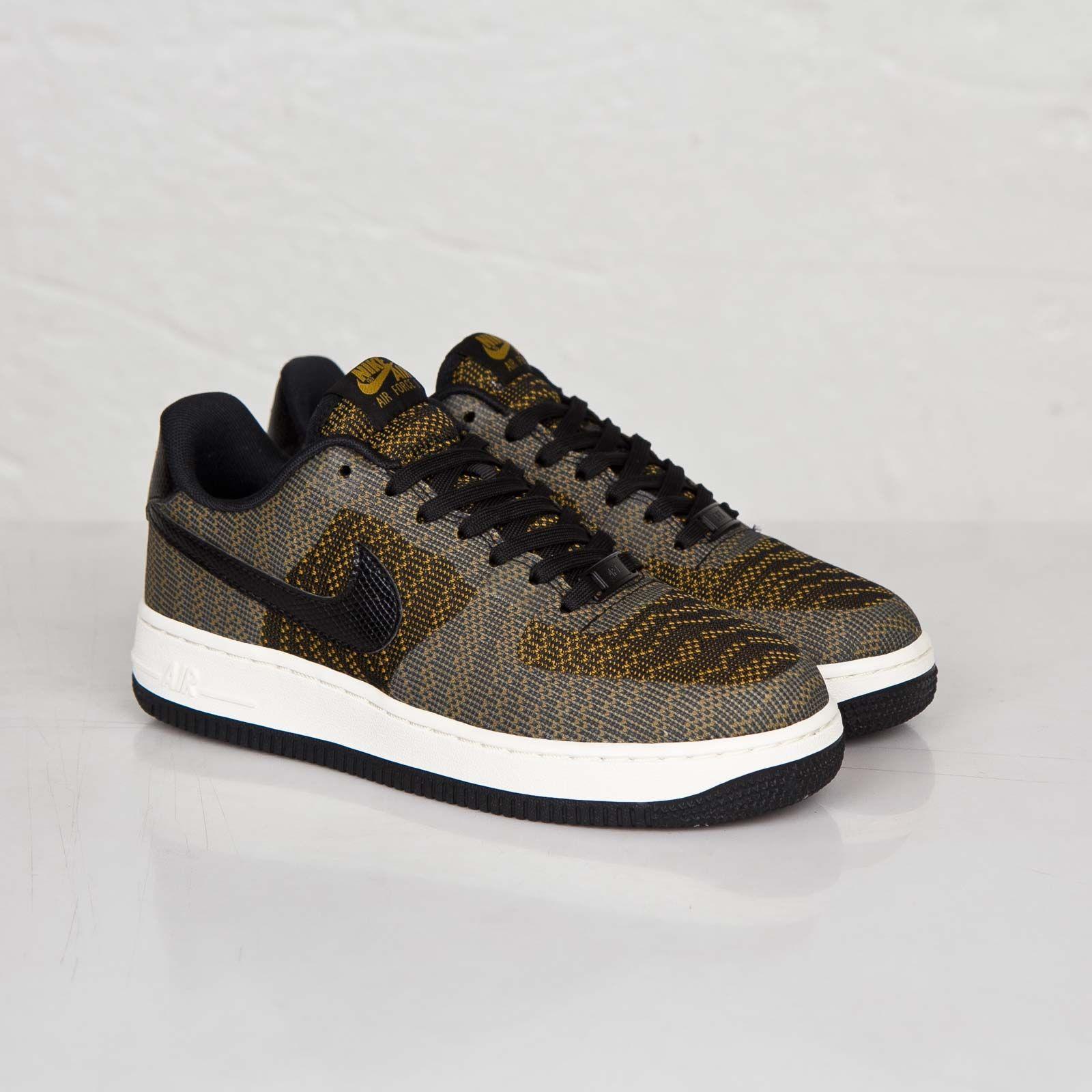 Knit Force 1 Nike W Air JacquardNikeSneakers Och ´07 PuXikTOZ