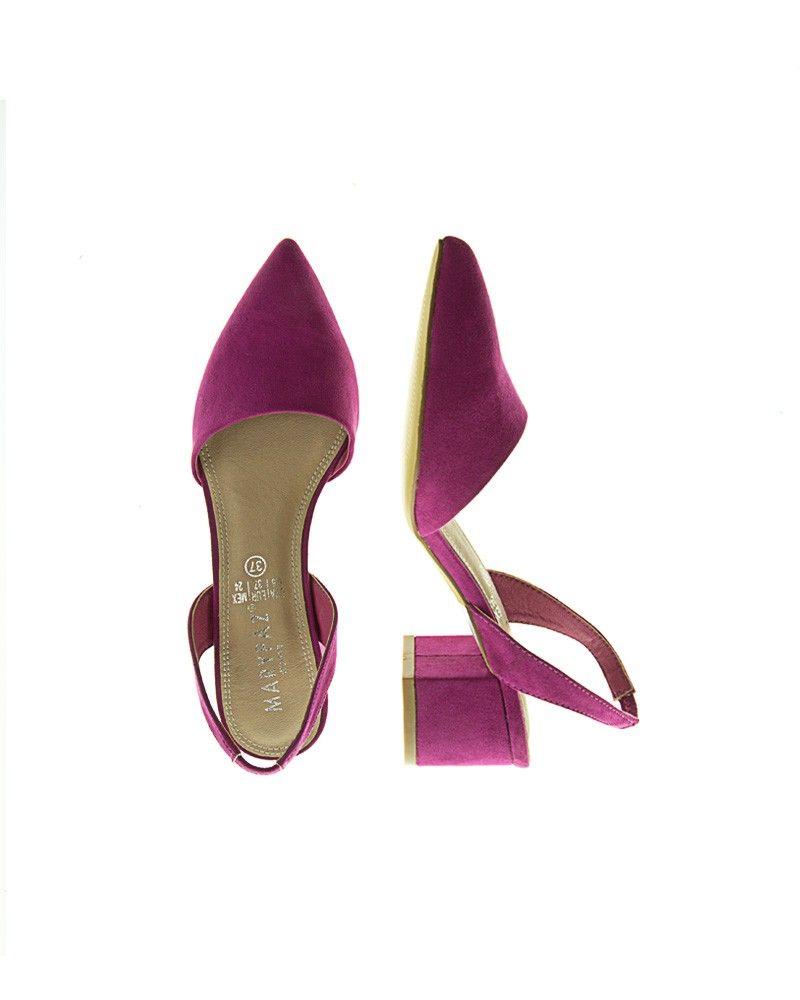 Zapato 23€ Tira Salón Boda Invitadas De Marypaz Con Destalonado rYnY76Bv
