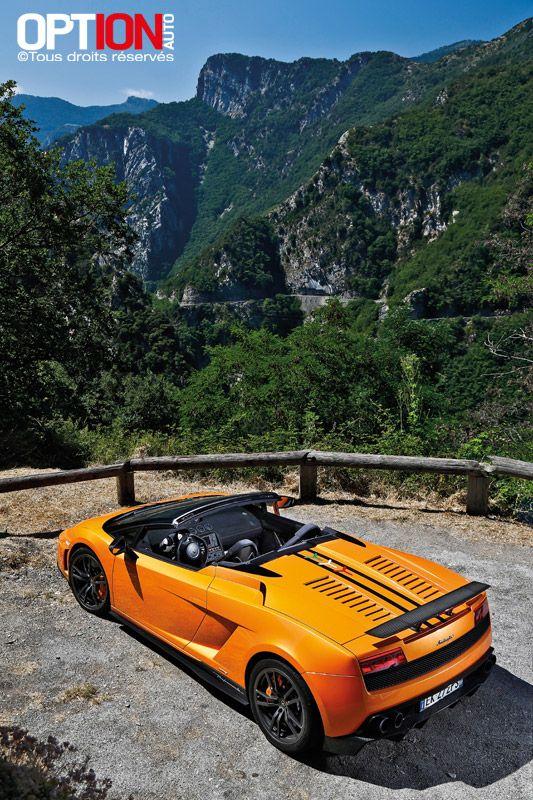 Lamborghini Gallardo Superleggera Spyder Lp570 4 Performante Oa197