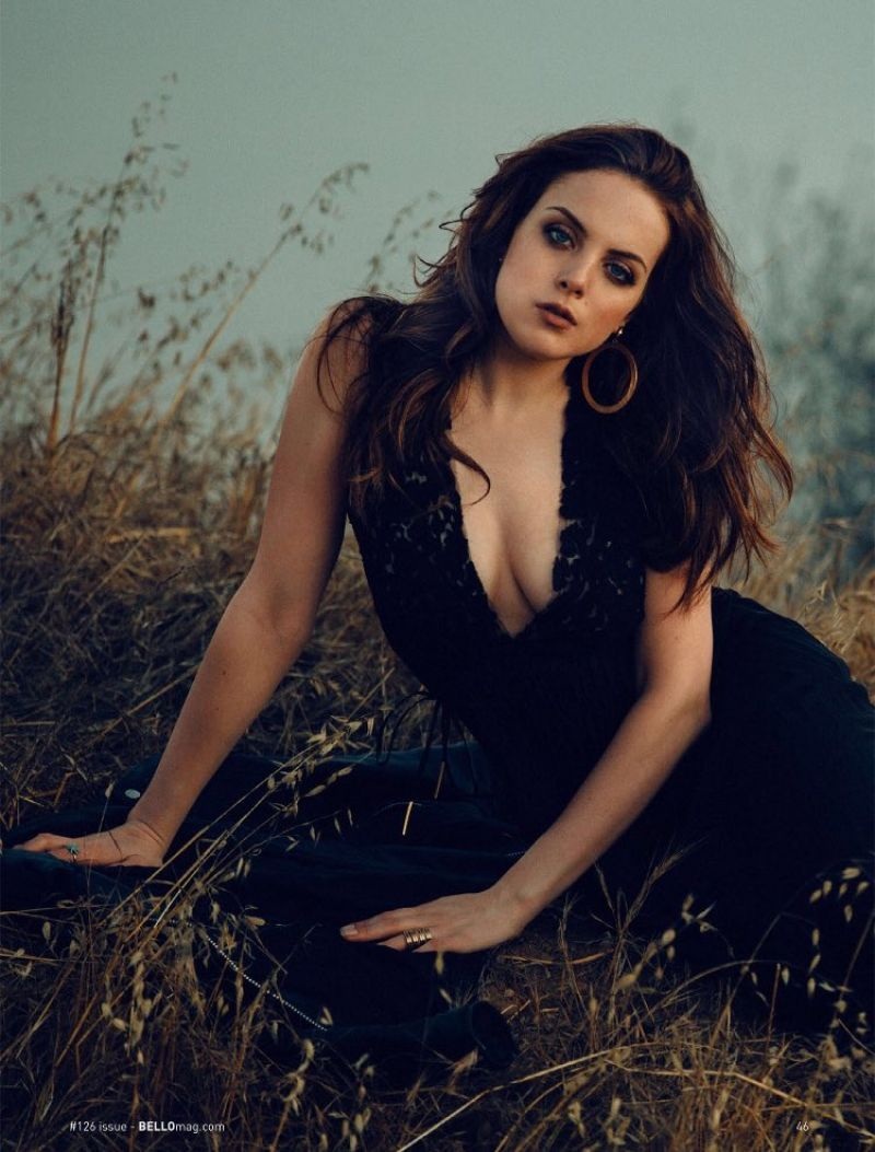 lingerie Cleavage Elizabeth Gillies naked photo 2017