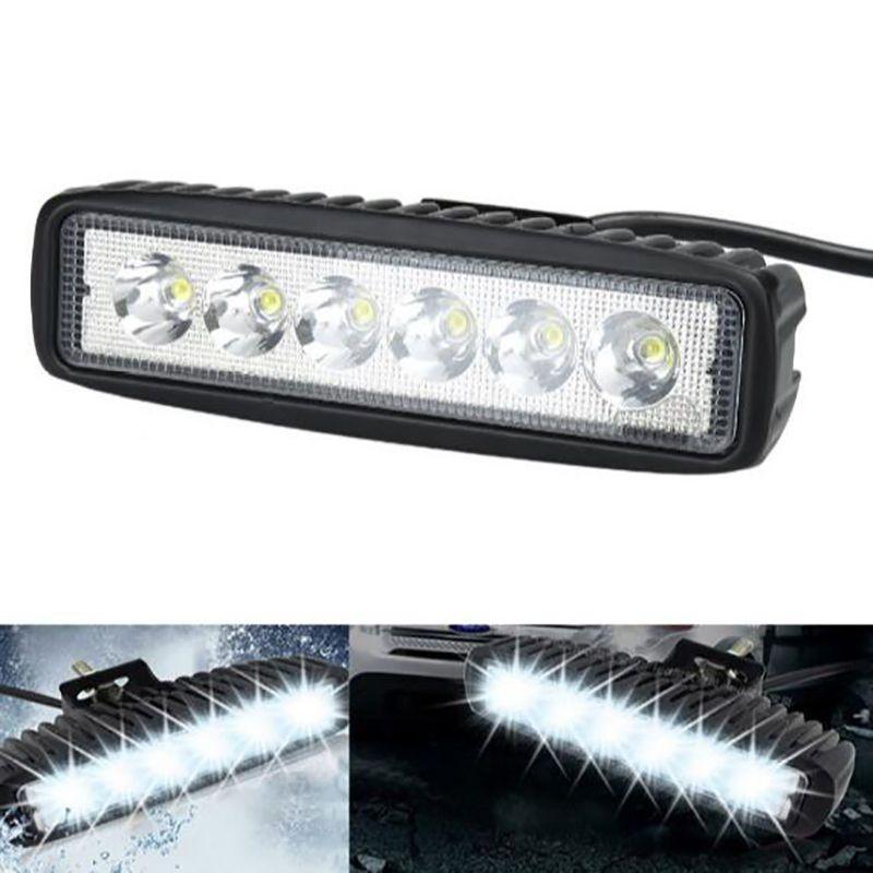 NEW 10PCS 80W PHILIPS LED WORK LIGHT BAR FLOOD OFFROAD 4WD SUV DRIVING LAMP 12V
