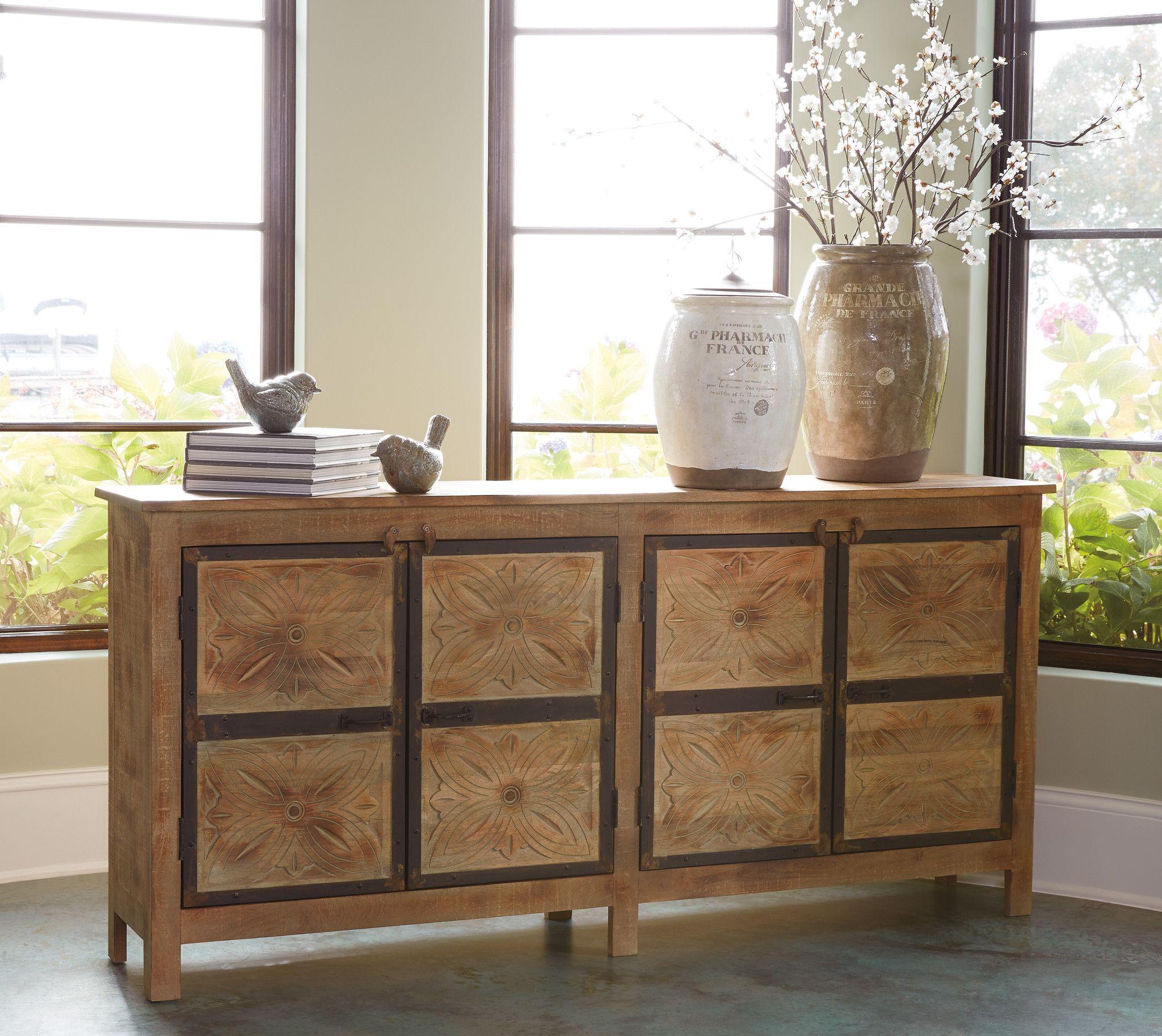 Best Ashley Furniture T861 60 Roddinton Door Accent Cabinet 400 x 300
