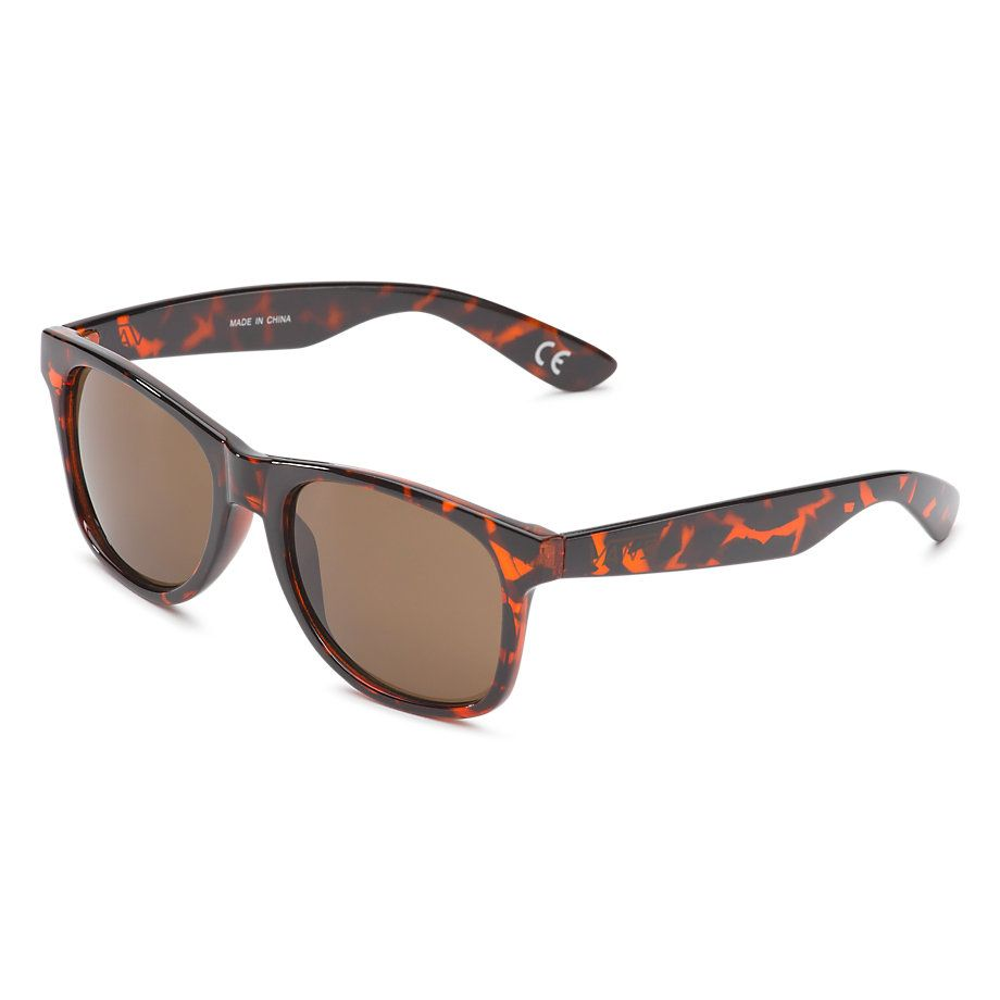 7df615406ec7 VANS Spicoli 4 Sunglasses TORTOISE SHELL BROWN