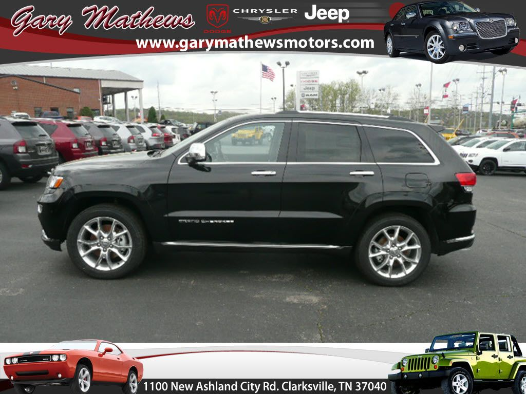 2015 Jeep Grand Cherokee. Gary Mathews Motors Inc 1100 Ashland City