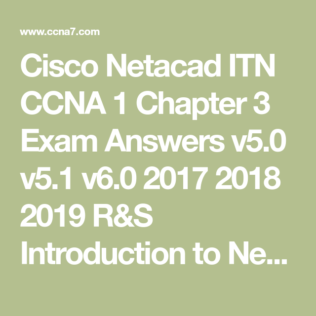 10mb File Cisco Netacad Answers Chapter 1