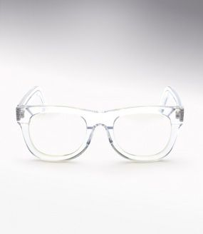 6658c712c34 The glasses - Retro Super Future crystal clear nerd frame ...