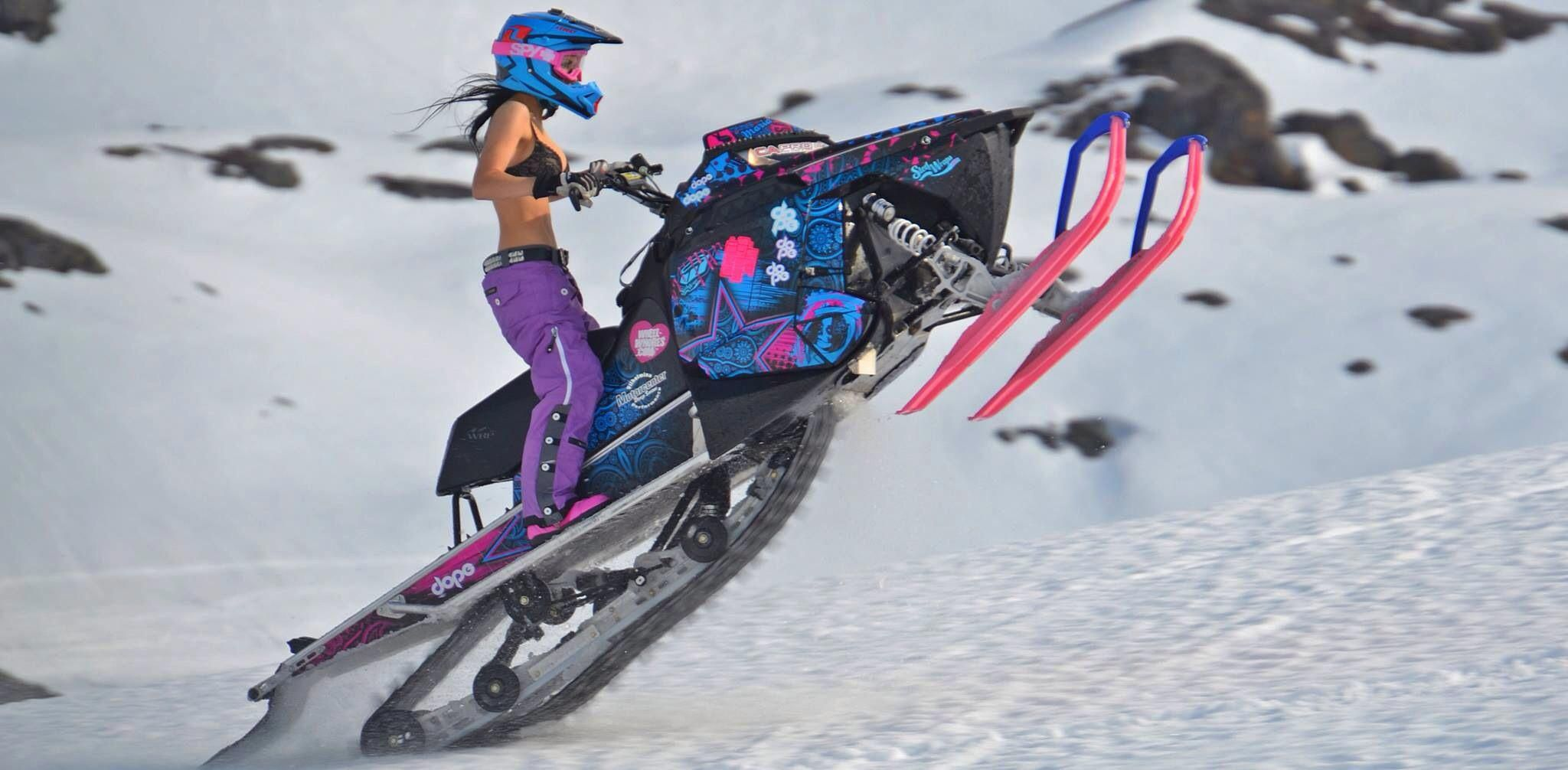 Determine even more relevant information on Snowmobiles