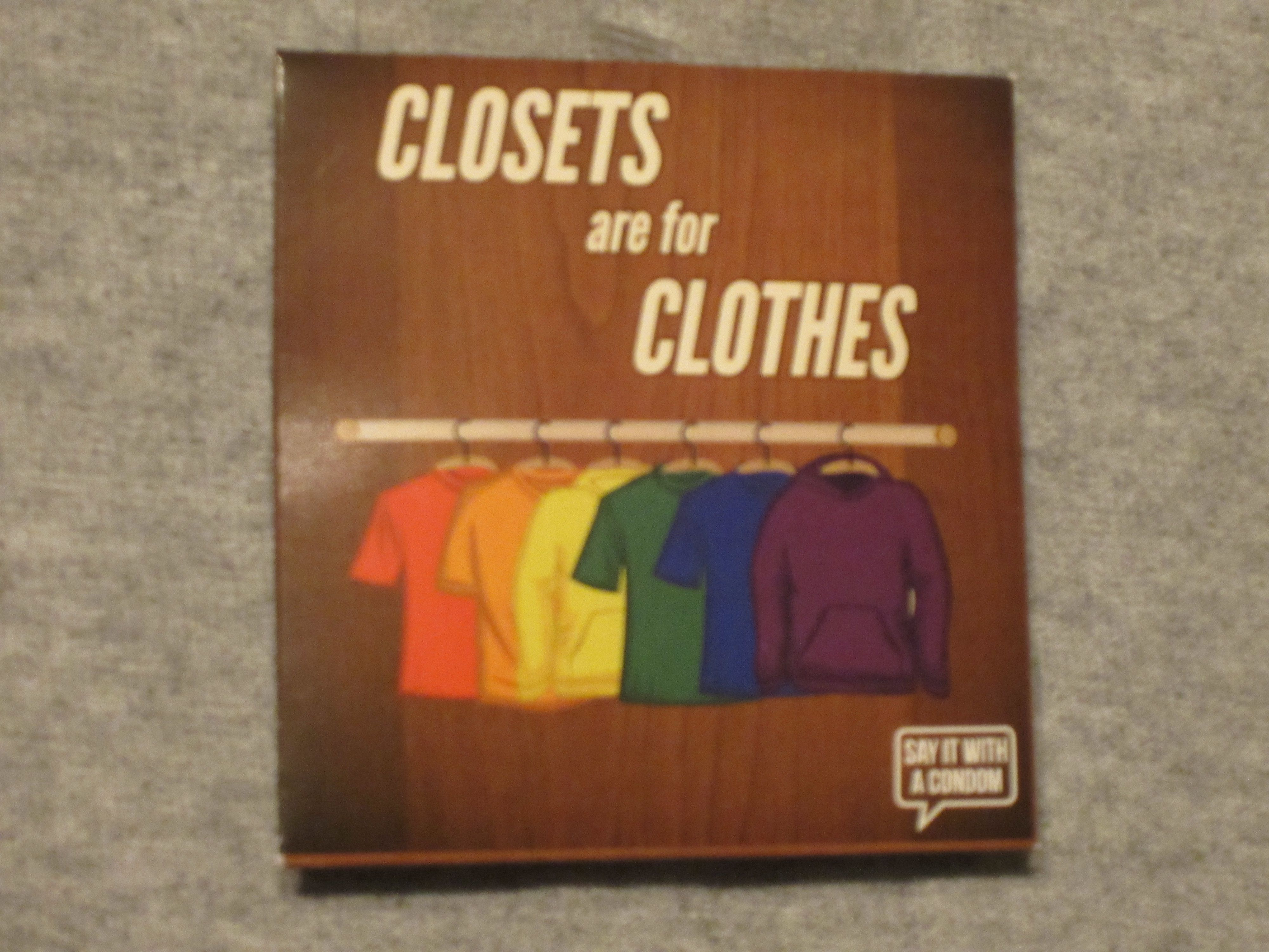 gallery herstory clothes are closet closets poster for cwlu