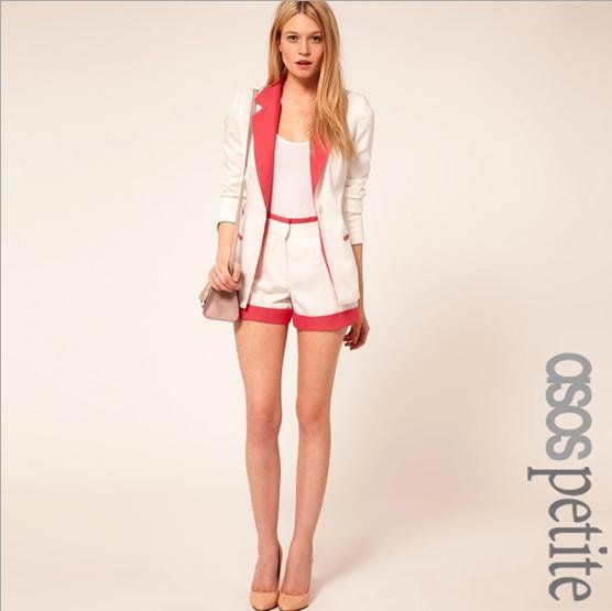 2012 autumn winter Shorts   Blazers suits Women-in Blazer & Suits ...