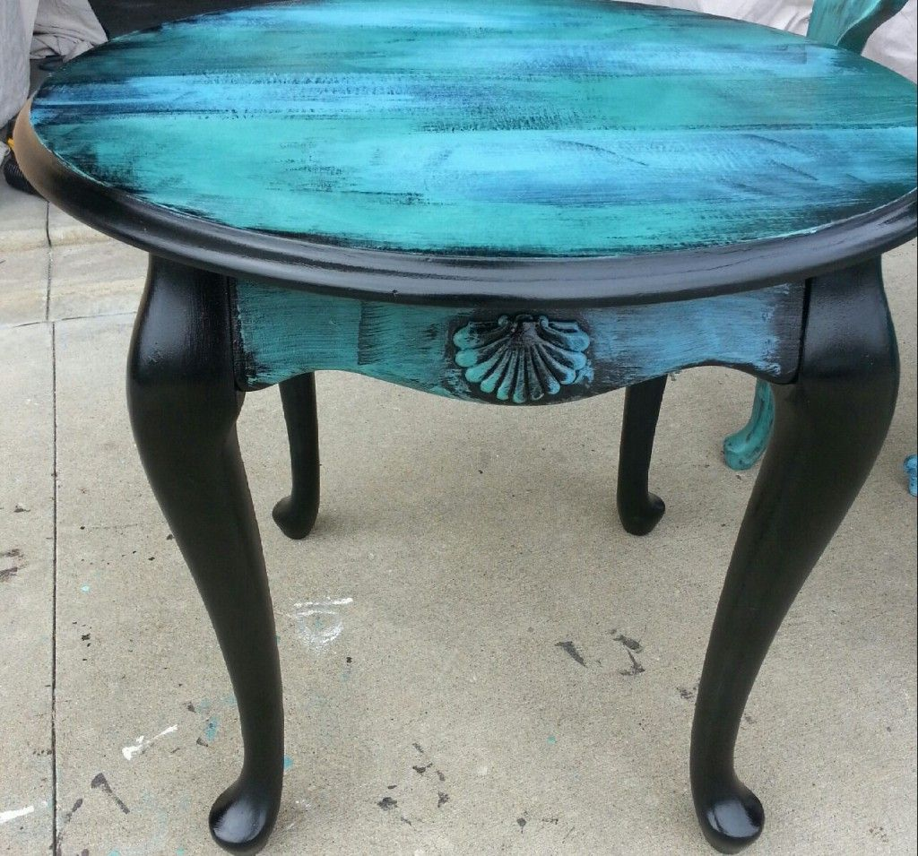 Awesome Distressed Furniture. Distressed End TablesDistressed ...