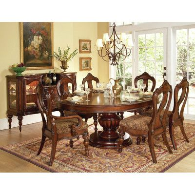 1390 Series Roundoval Dining Table  Dining Sets  Pinterest New Oval Dining Room Table Sets 2018