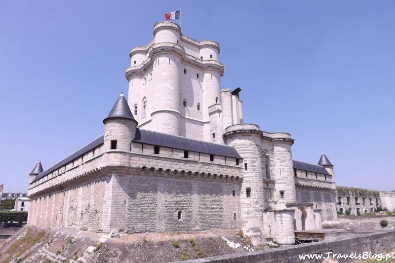 Paris - Château de Vincennes