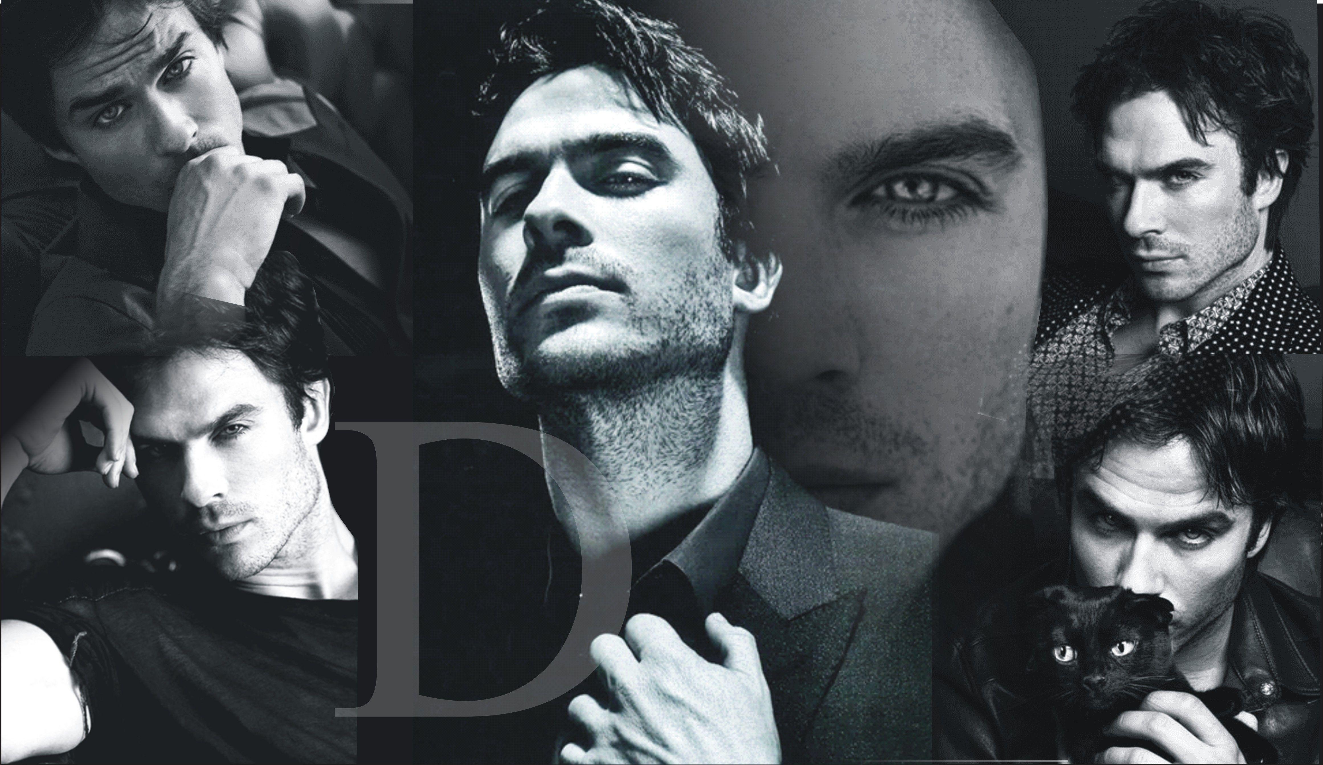 Desktop Wallpapers I designed :) Enjoy ladies | Damon ...