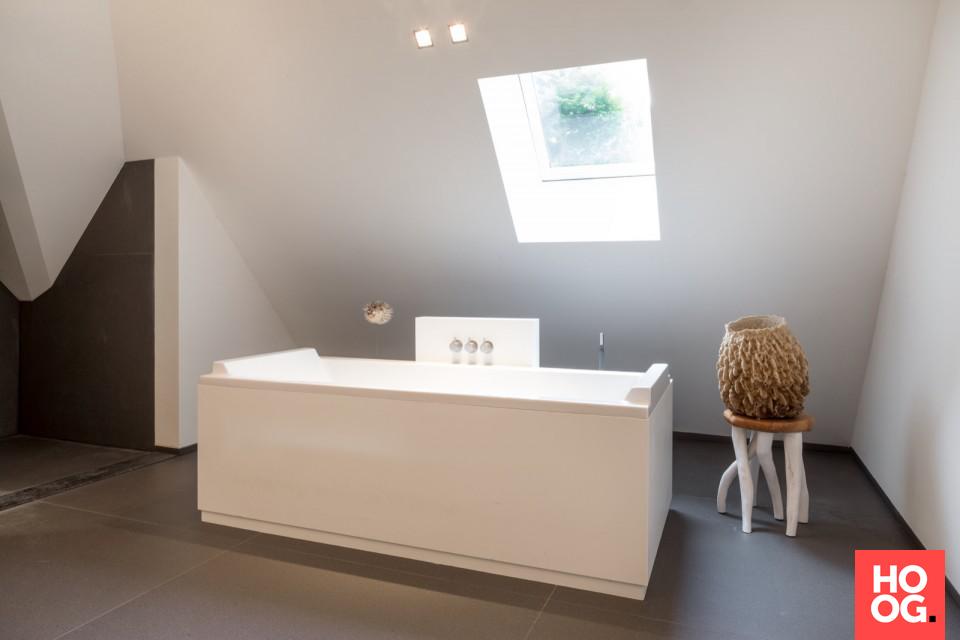 Rechthoekig Ontwerp Badkamer : Witte rechthoekige badkuip met woondecoratie badkamer 11 sennah