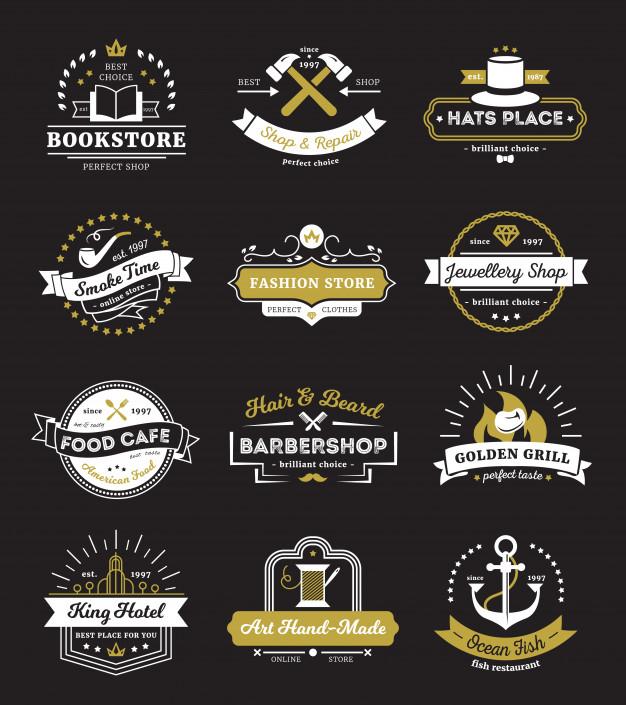 25 Desain Logo Olshop Sale Dan Banner Keren 2020 Dyp Im Di 2020 Desain Logo Desain Grafis Desain