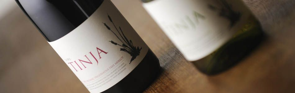Tinja wines mudgee new labels nice wines mudgee