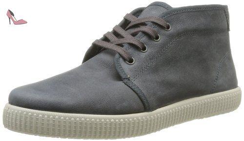 Victoria 106763, Sneakers Mixte Adulte, Marron (Taupe), 35 EU