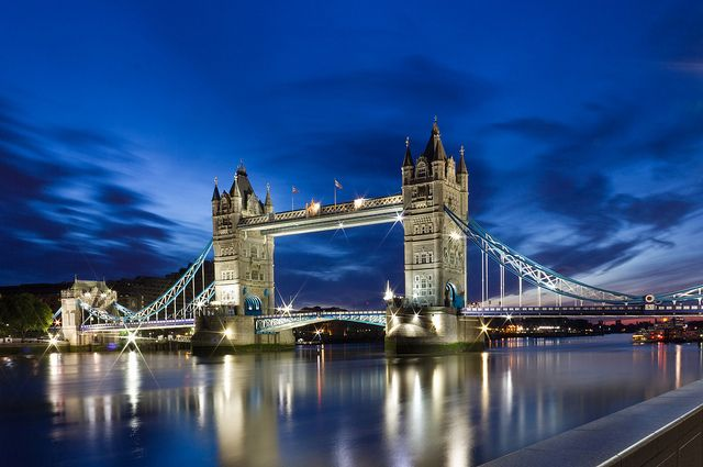 Tower Bridge London By Andrew 73