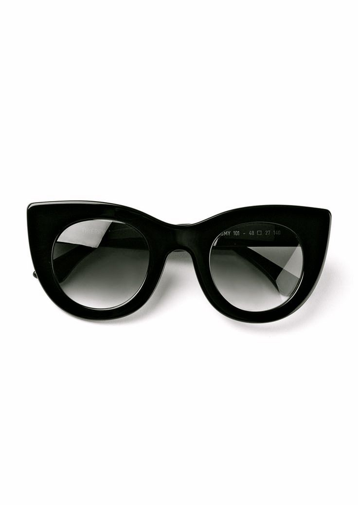 Thierry Lasry black Orgasmy sunglasses. Black Sunglasses, Ray Ban  Sunglasses, Sunglasses Women, 2d4b3eb60c