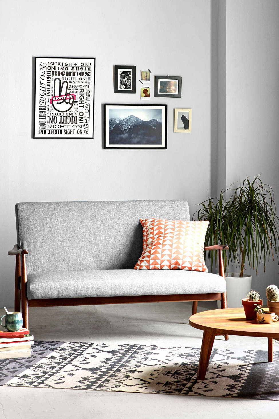 Room By Urban Outers Home Couch Grey Dwell In 2018 Rh Pinterest Com