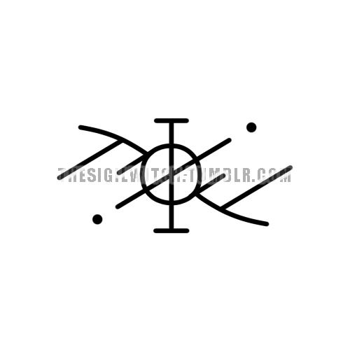 "A Sigil Witch • ""I am not afraid"" | P: Signs, Symbols, Sigils"