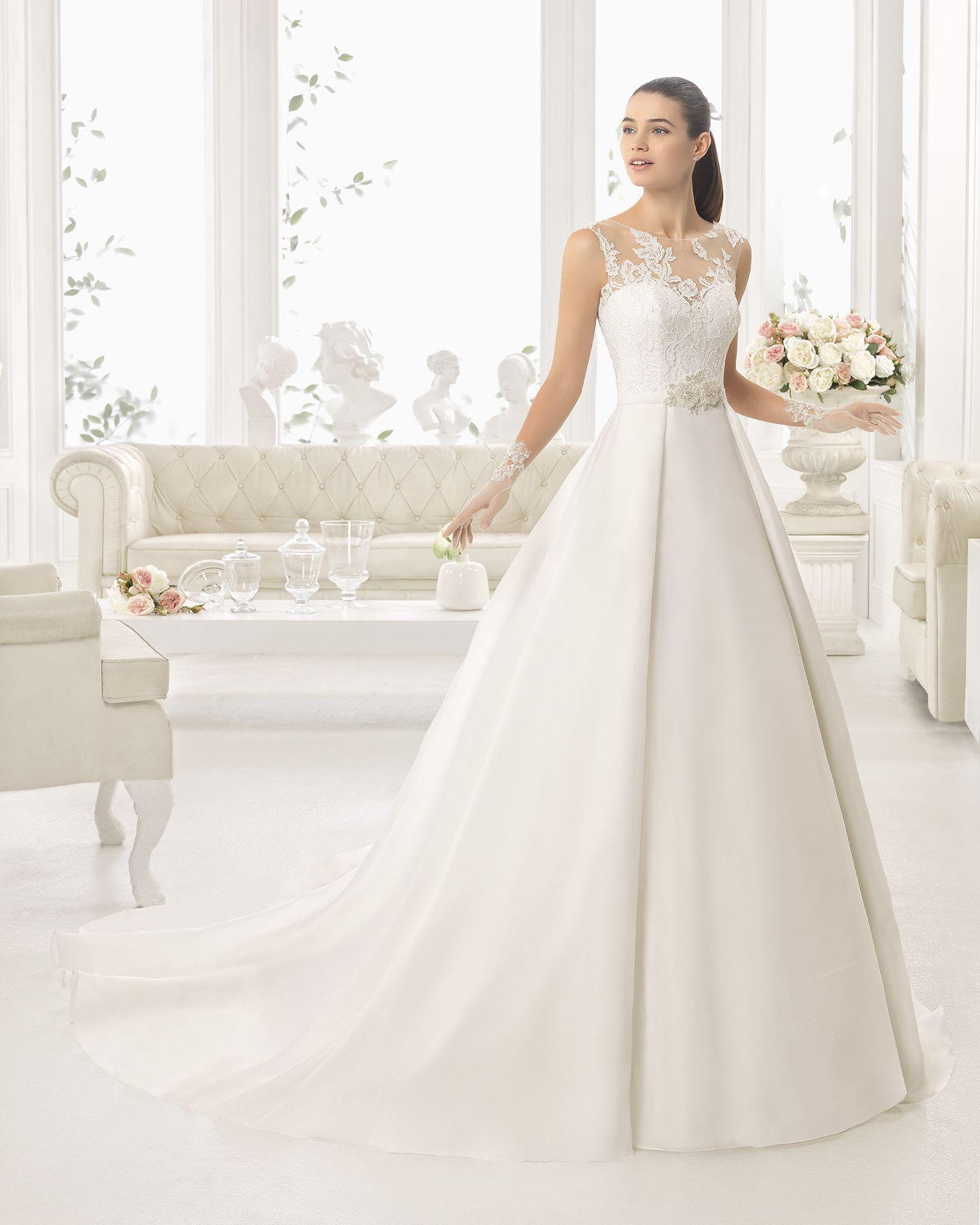 Nett Reine Hochzeitskleider Galerie - Brautkleider Ideen - cashingy.info
