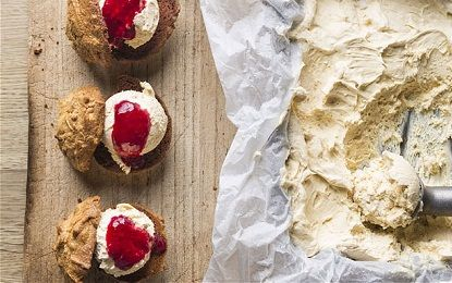 THIS recipe for ice-cream sandwiches is a summer twist on the all-American classic combo of peanut butter and jam, in an ice-cream sandwich. It serves six. http://www.heraldlive.co.za/ice-cream-sandwiches/