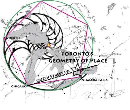 Ley Lines In Ontario Canada Map Toronto Dowsers December 2011 Meeting and Newsletter | Ley lines