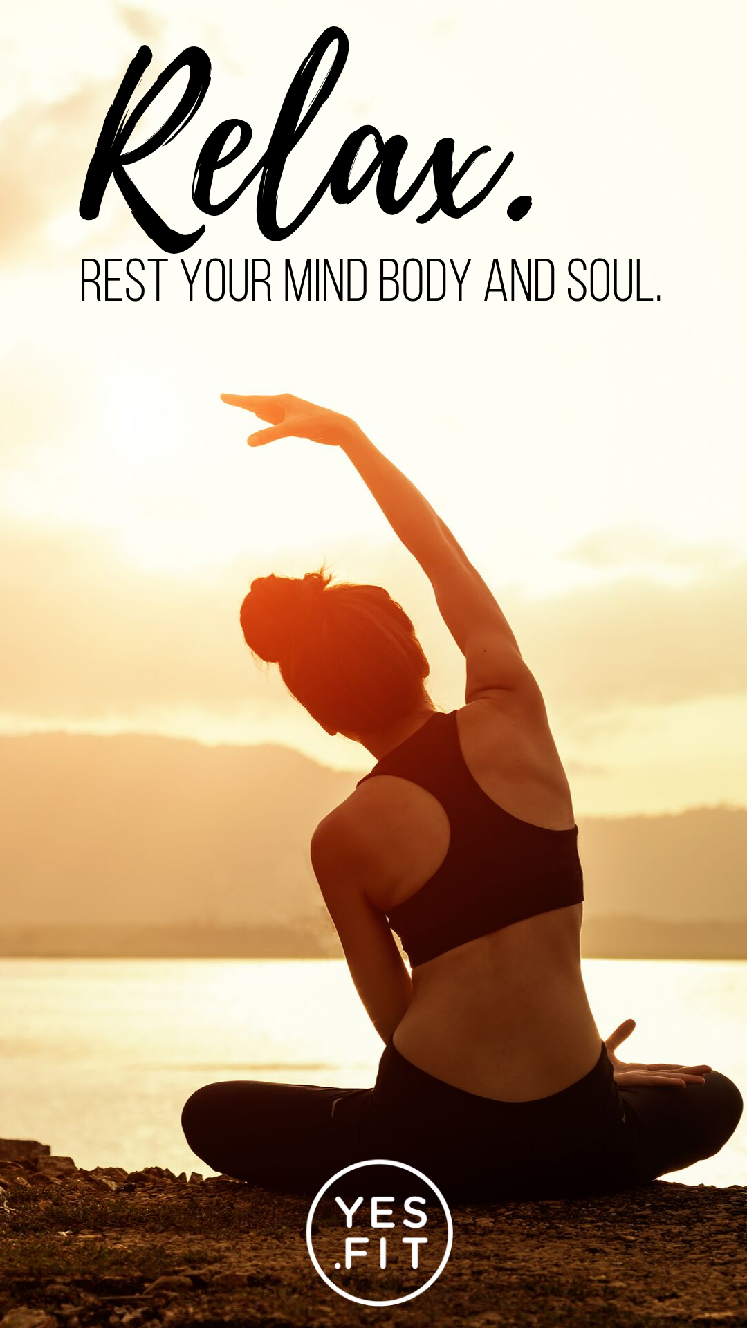 How To Rest Your Mind Body Soul Body And Soul Mind Body Body