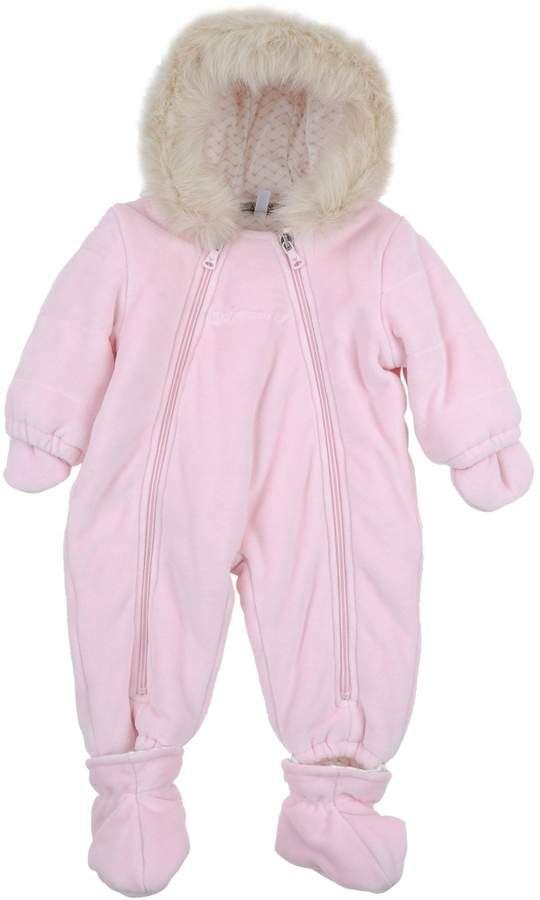 b1d3b3e7e ARMANI BABY Snow Wear-Baby Girls  babygirl