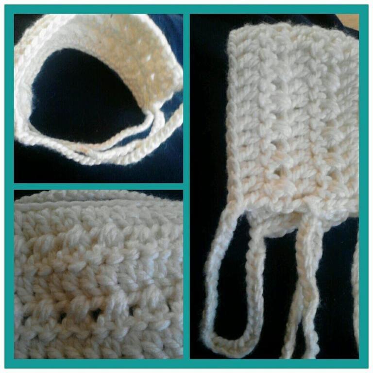 Crocheting: Chunky Criss Cross Headband Pattern