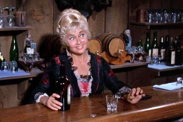Joan Blondell as Lottie Hatfield in Here Comes the Bride | Here comes the bride, Bride, Home on the range