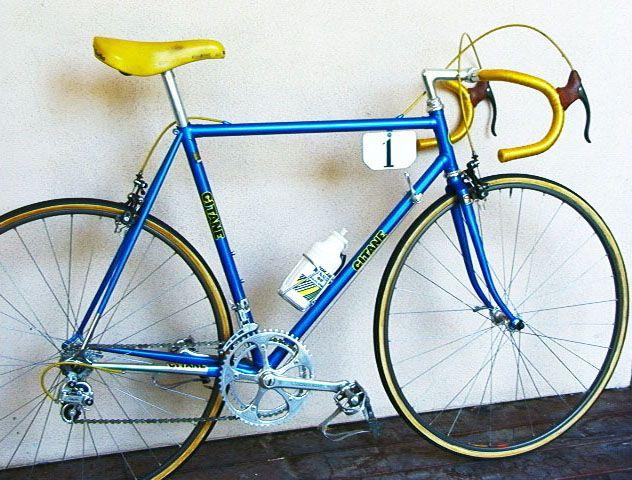 1984 Gitane Team Fair Wheel Bikes Cycles Gitane The Famous