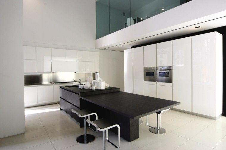 Diseño de cocinas modernas - 100 ejemplos geniales | My NeW ...