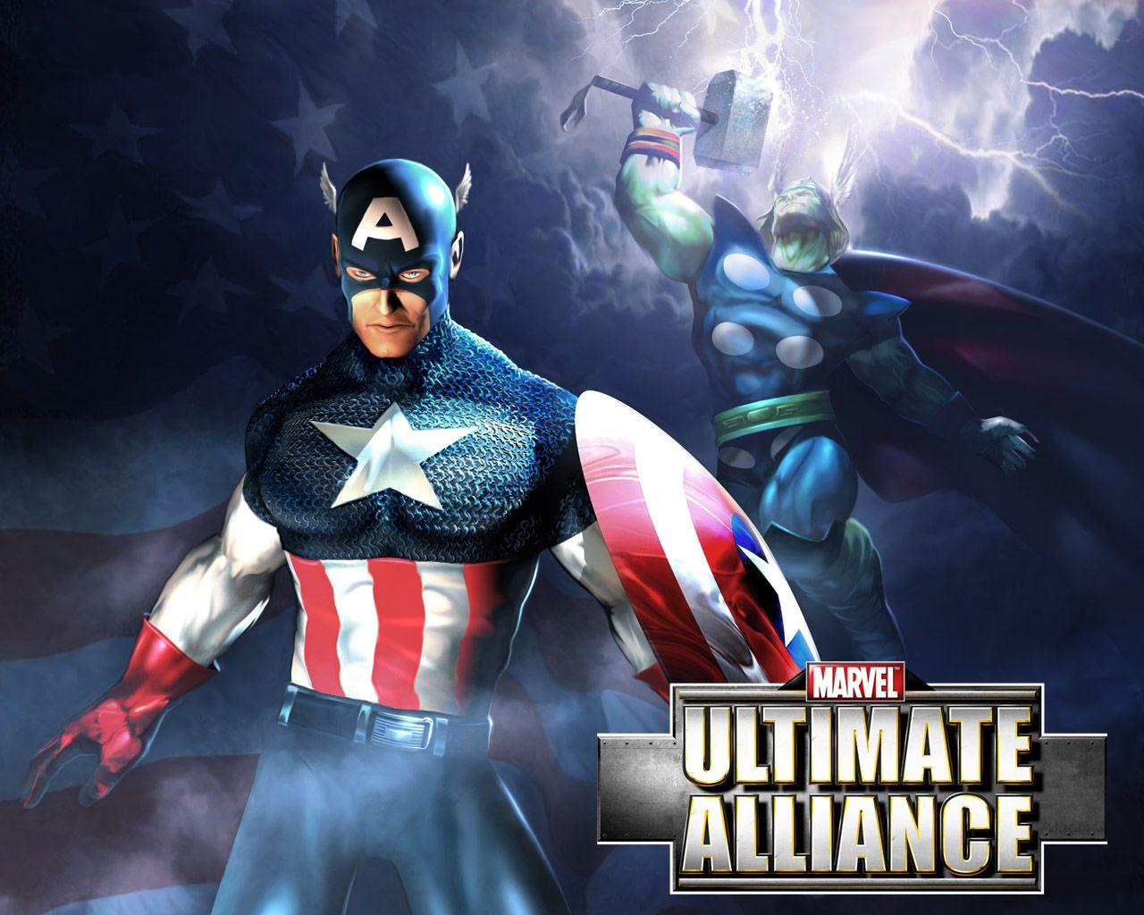 40 Marvelous Comic Superhero Wallpapers