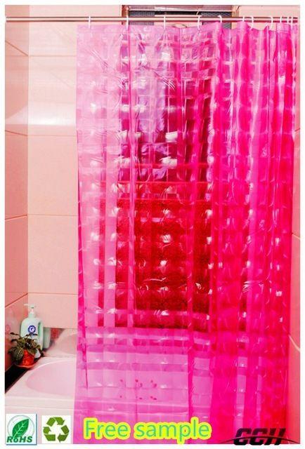 Source Floret Decorative Printed Bathroom Pvc Plastic Transparent Shower Curtain Eva Shower Curtain On M Alibaba Com Decor Printed Shower Curtain Home Goods
